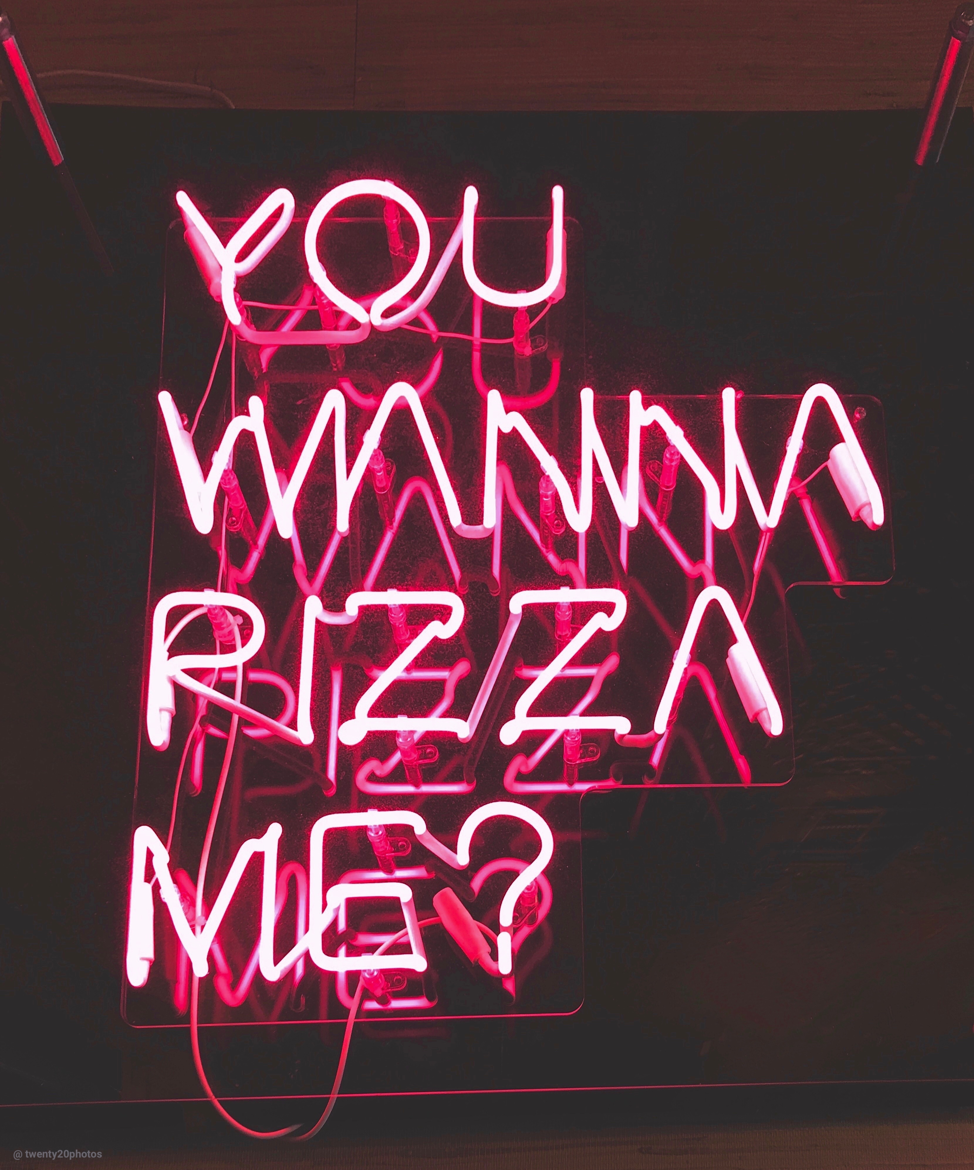 """""""You-Want-A-Pizza-Me-Neon-Sign"""""""