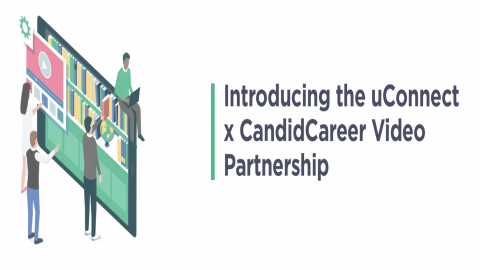 uConnect and Candid Career Partner