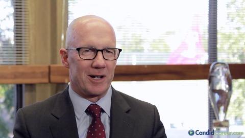 Gregory Kelly, CEO, WSP/Parsons Brinckerhoff