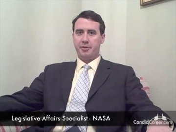 Legislative Affairs, NASA