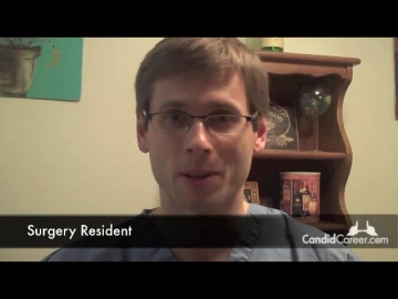 Surgery Resident