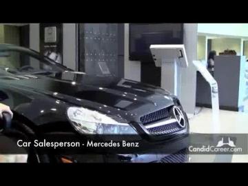 Retail Car Salesperson