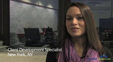 Client Development Specialist