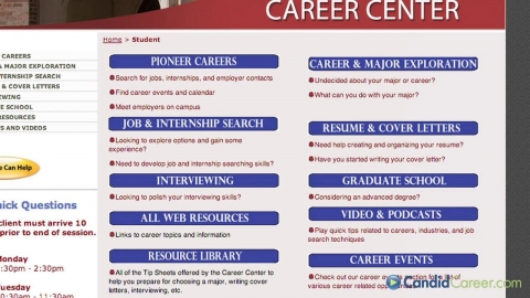 Career Services Director