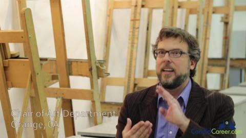 Art Director, Art Department Chair, Santiago Canyon College