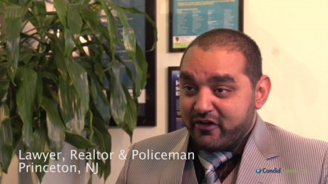 Lawyer, Realtor & Police Officer