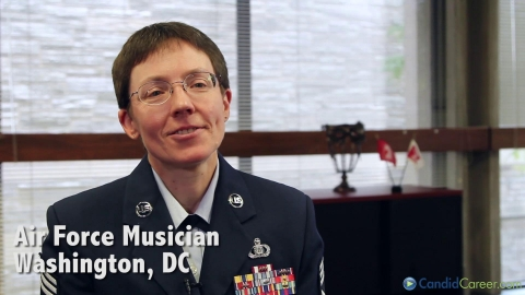 Air Force Musician