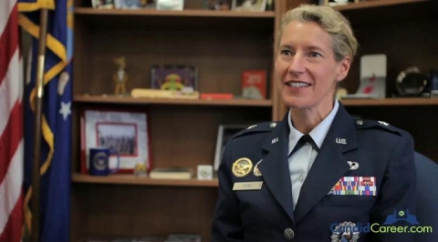 Air Force Academy Dean