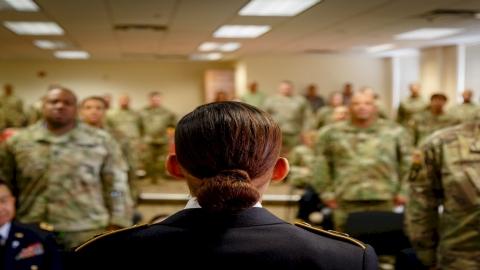 Transferable Military Traits