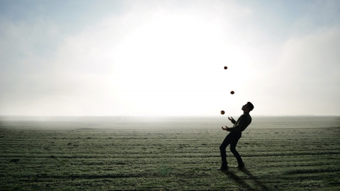 Juggling Job Offers