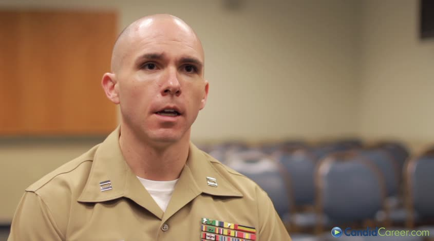 Marine Corps Officer
