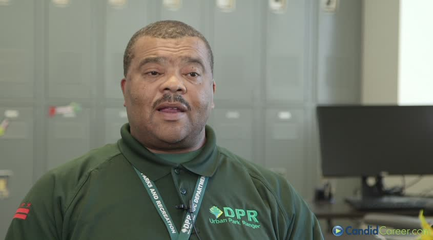Park Ranger Manager, DC Department of Parks and Recreation